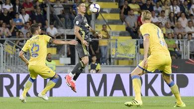 Diretta Juventus-Frosinone ore 20.30: dove vederla in tv, formazioni ufficiali