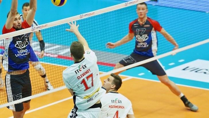 Volley: Superlega,  l'MVP di gennaioTrevor Clevenot