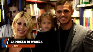 Inter, caso Icardi: Wanda valuta la contromossa