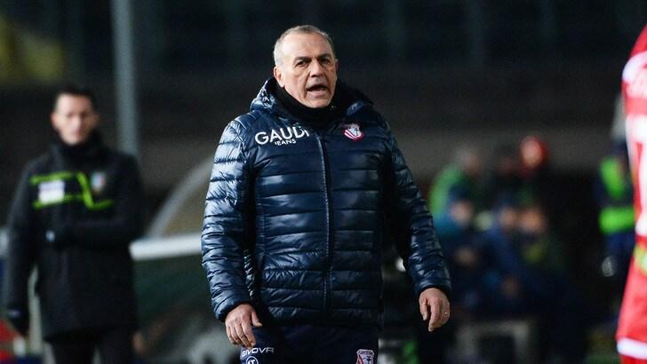 Serie B Carpi, Castori: «Servono punti a prescindere dall'avversario»