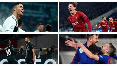 Ranking Uefa: Juventus quinta, Roma da record