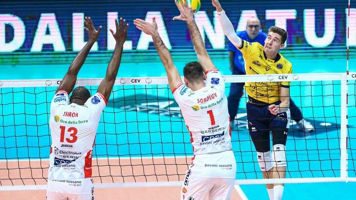 Volley: Superlega, Milano-Siena in anticipo, Civitanova-Modena si rinnova la sfida