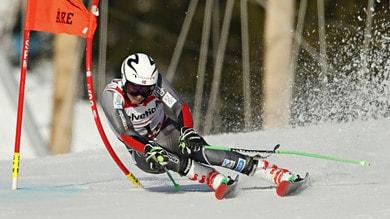 Sci, Mondiali: Kristoffersen vince il gigante maschile, battuto Hirscher