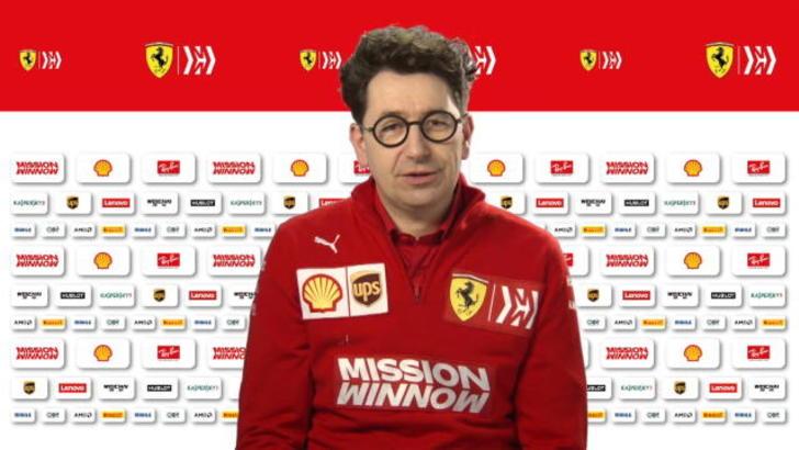 """Binotto: """"Ferrari unita e forte"""""""