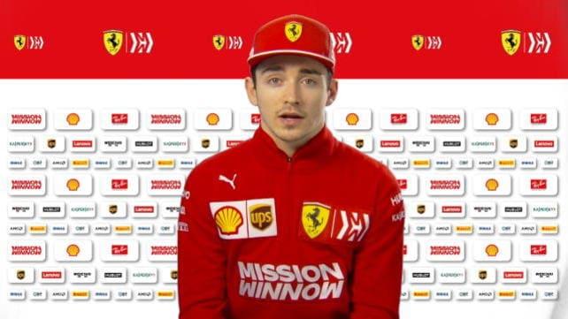 """Leclerc: """"Da Vettel posso imparare tanto"""""""