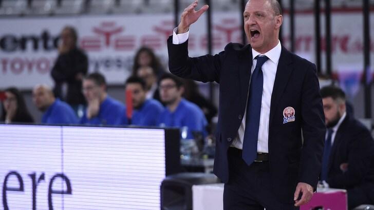 Basket Serie A2, Latina batte Rieti, è terza per una notte
