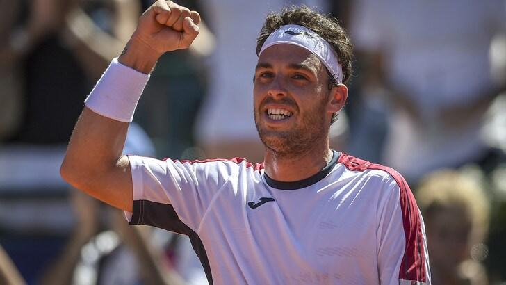 Tennis, Miami: Cecchinato supera il secondo turno, forfait Dzumhur