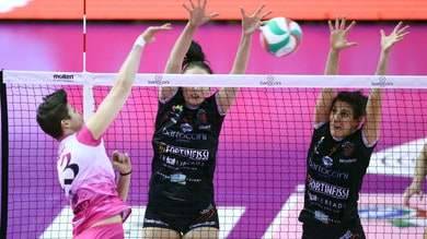 Volley: A2 Femminile, Perugia sempre più leader della Pool Promozione