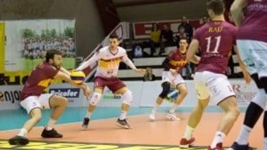 Volley: A2 Maschile, Girone Bianco, Roma super contro Santa Croce