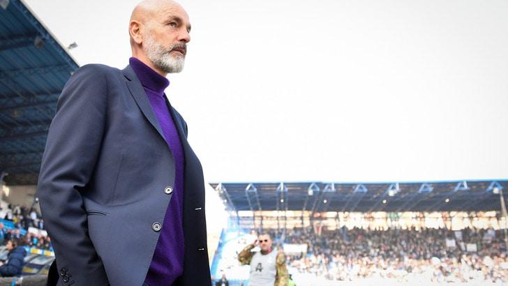 Serie A Fiorentina, Pioli: «Chiesa? Senza compiti difensivi è più lucido e fresco»