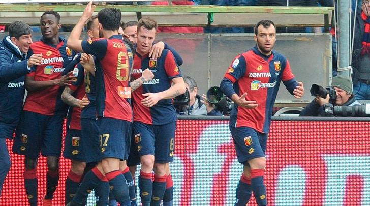 Serie A, Genoa-Lazio 2-1; Empoli-Sassuolo 3-0; Udinese-Chievo 1-0