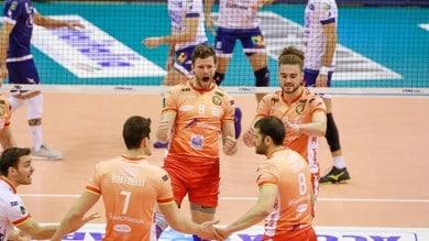 Volley: Superlega, Perugia va, Ravenna e Monza vincono in trasferta