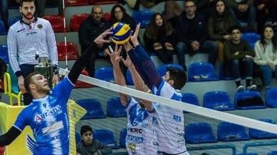 Volley: A2 Maschile, Girone Bianco, le big si fermano