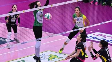 Volley: A2 Femminile, Mondovì batte Ravenna e scavalca Soverato