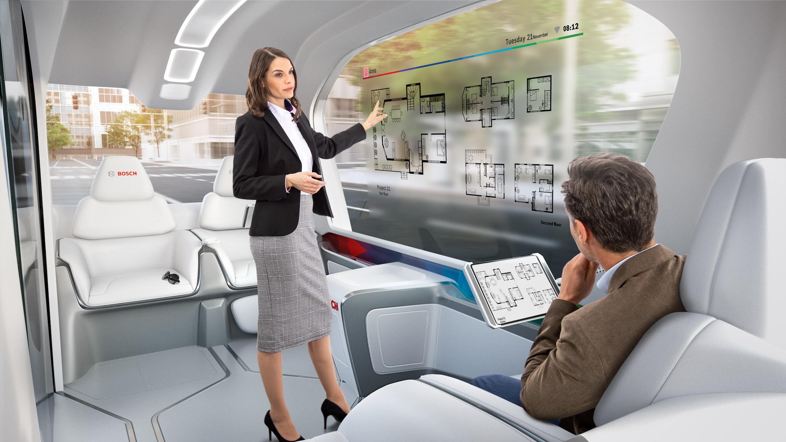 Il futuro della mobilità secondo Bosch in viaggio con il Treno Verde