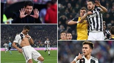 Champions League, Atletico Madrid-Juventus: le curiosità sulla sfida