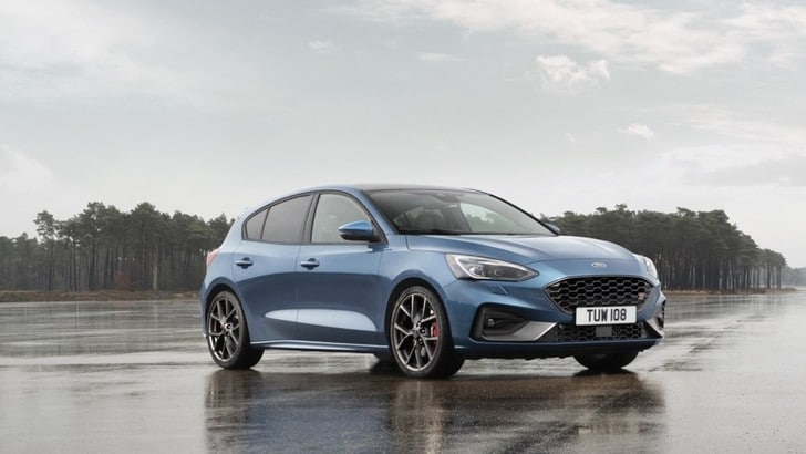 Nuova Ford Focus ST, c'è l'EcoBoost da 280 cv