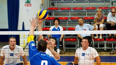 Sitting Volley: Qualificazioni Europee, l'Italia è pronta all'esordio con la Slovenia
