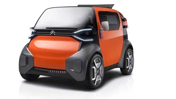 Citroen Ami One Concept: a Ginevra c'è il futuro