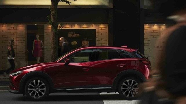 VIDEO Mazda CX-3: crossover dalla nuova potenza