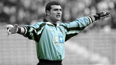 Angelo Peruzzi, le mani sull'ultima Champions bianconera