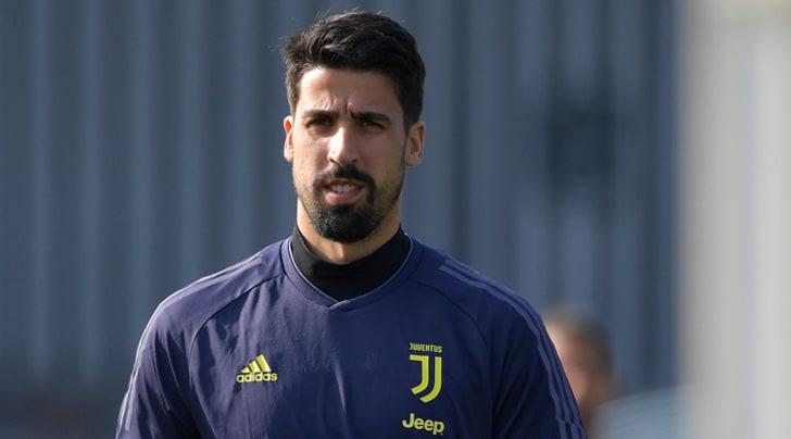 Juventus, il messaggio speciale di Khedira per i tifosi e la squadra