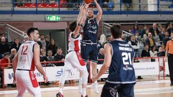 Basket, A2: la Fortitudo Bologna espugna Mantova e consolida la vetta