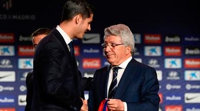 Il presidente dell'Atletico Madrid: «Ronaldo non ha vinto 5 Champions»