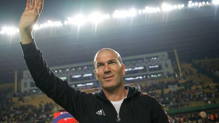 Panchina Juve: Zidane è sempre più vicino per i bookmaker