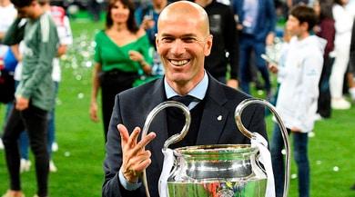 Juventus, non solo Zidane: ecco i nomi dei possibili successori di Allegri