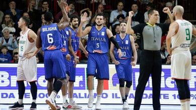 Basket, l'Italia trionfa e torna al Mondiale