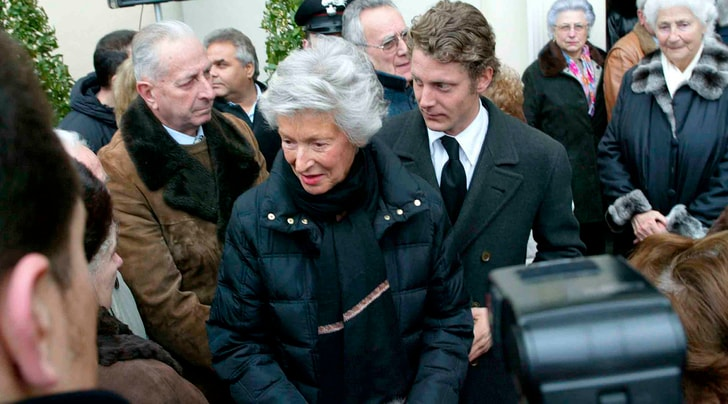 È morta Marella Agnelli, la vedova dell'Avvocato
