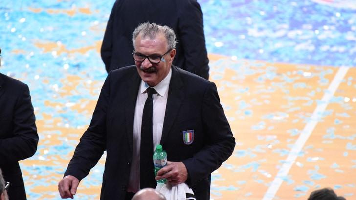 Basket, Italia: Sacchetti rinnova fino al 2021