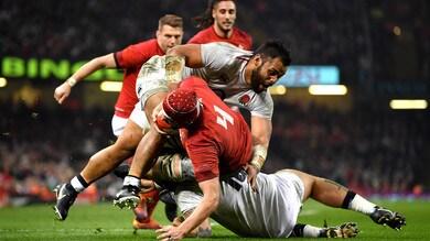 Rugby Sei Nazioni, Galles show: vittoria con l'Inghilterra e primo posto