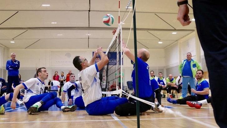 Sitting Volley: gli azzurri battuti dalla Lituania sono fuori dall'Europeo
