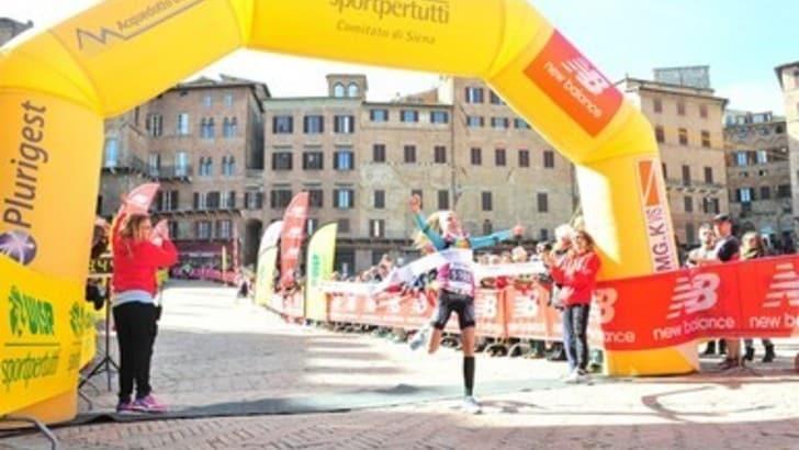 Che sfida alla Terre di Siena Ultramarathon tra Colgan e Zambelli