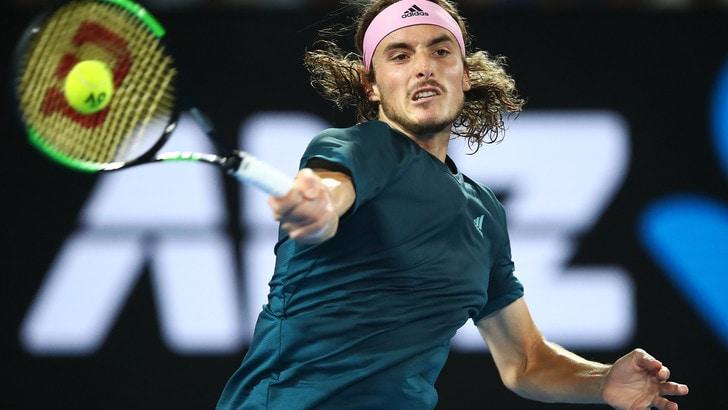 Tennis, Tsitsipas trionfa all'Atp di Marsiglia. Primo titolo per Djere a Rio