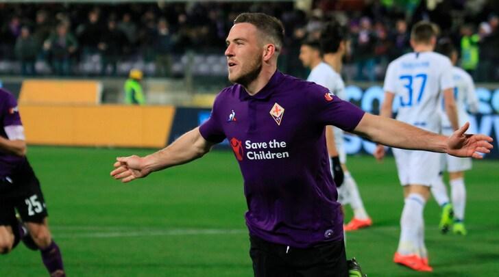 Serie A, Fiorentina-Inter 3-3: Veretout pareggia al 101', furia Spalletti col Var