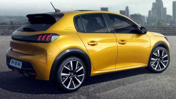 Svelata la nuova Peugeot 208, anche elettrica