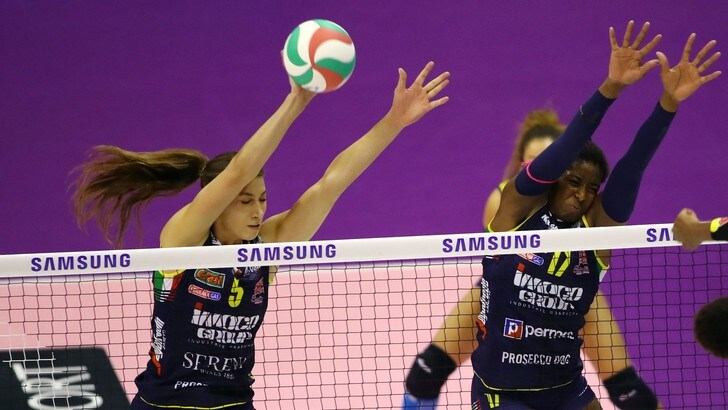Volley: A1 Femminile, Conegliano vince e stacca Novara