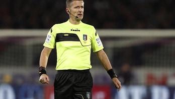 Coppa Italia, Lazio-Milan sarà arbitrata da Orsato. Fiorentina-Atalanta a Doveri