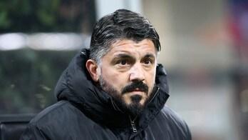 Gattuso avvisa il Milan: «Entusiasmo ok ma con la Lazio è difficile»