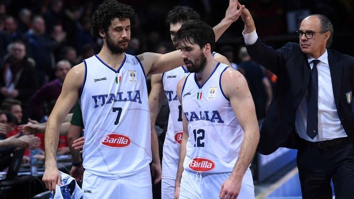Basket, qualificazioni mondiali: Italia sconfitta, test indolore in Lituania