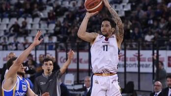 Basket, A2: Trapani batte la Virtus Roma, Agrigento piega Latina
