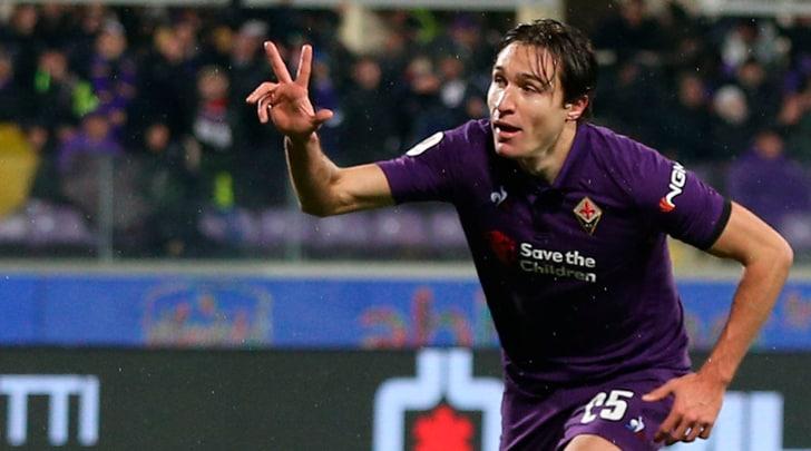 Juve, tutto su Chiesa: la Fiorentina lo valuta 70 milioni