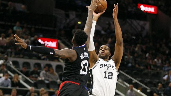 NBA, 20 punti per Gallinari e i Clippers volano. Altro ko per Belinelli e gli Spurs