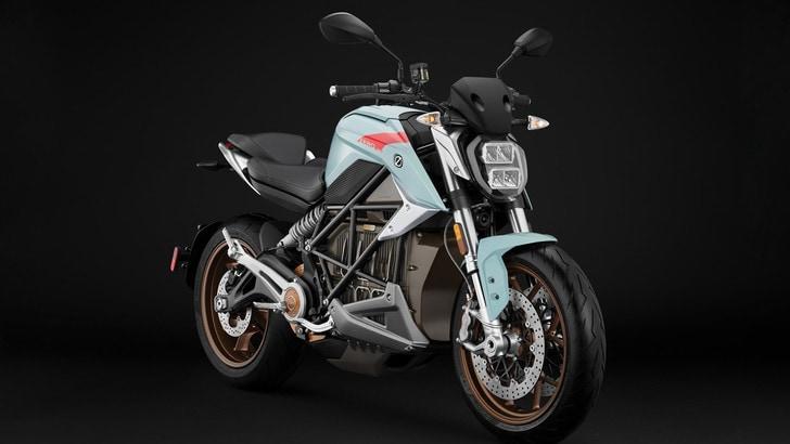 La Zero Motorcycles lancia la nuova SR/F