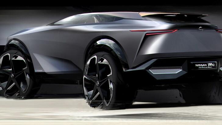 Salone di Ginevra: Nissan IMQ concept in anteprima