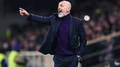 Coppa Italia Fiorentina, Pioli: «Atalanta squadra di livello, servirà attenzione»