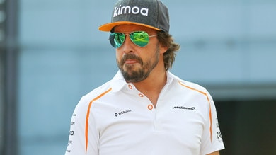 F1, Alonso valuta il ritorno nei test in Bahrain